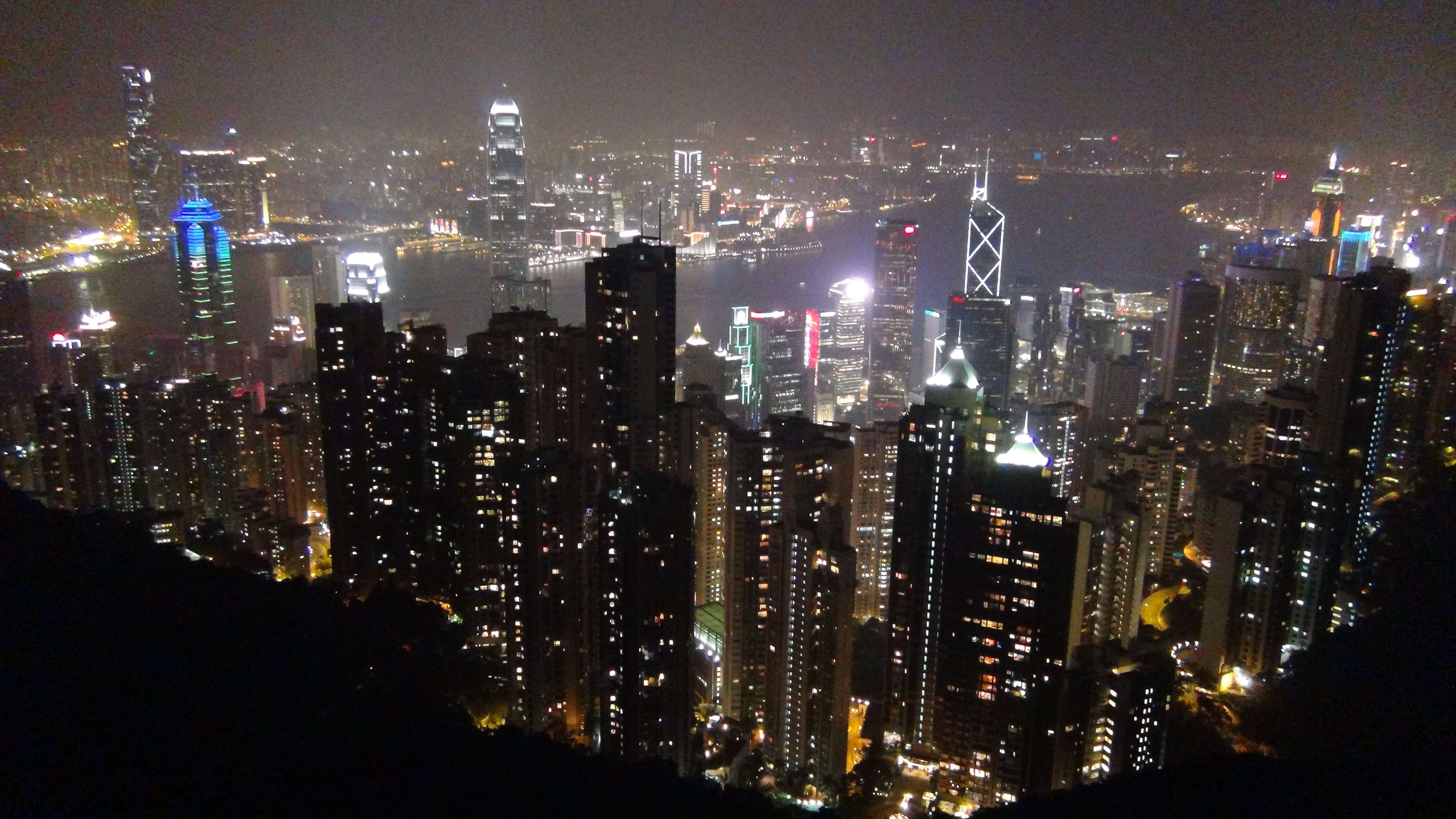 ジャッキーチェンに憧れて香港へ。100万ドルの夜景。口コミandレビュー